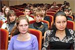 Встреча слушателей МАГУ со Светланой Алешиной. Открыть в новом окне [78Kb]