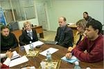Заседание группы по разработке программы развития школы-интерната 'Форпост'. Открыть в новом окне [78Kb]