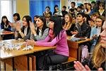 Студенты факультета гуманитарных и социальных наук ОГУ. Открыть в новом окне [68 Kb]