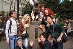 Статуя Хатико у станции Сибуя, символ верности и преданности в Японии. Открыть в новом окне [76 Kb]