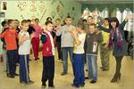 Визит слушателей МАГУ в Гамалеевский детский дом. Открыть в новом окне [78 Kb]
