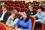 Слушатели МАГУ на лекции Татьяны Марсаковой. Открыть в новом окне [77 Kb]