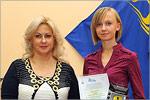 Татьяна Белова и Дарья Каргапольцева. Открыть в новом окне [78 Kb]