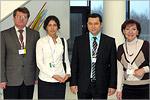 Рамиль Рахматуллин (второй справа). Открыть в новом окне [78 Kb]