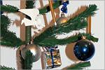 Выставка дизайнерских проектов 'Сладкая елка'. Открыть в новом окне [73 Kb]