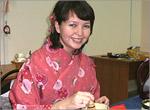 Римма Ханбекова, вед. переводчик Японского центра. Открыть в новом окне [74Kb]