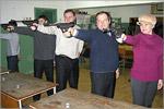 Соревнования по пулевой стрельбе. Открыть в новом окне [79 Kb]