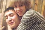 'Студенчество — это еще и крепкие дружеские объятия'. Д. Кокорина, ФПП. Открыть в новом окне [87Kb]