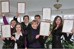 Вручение дипломов о назначении областных стипендий оренбургским студентам. Открыть в новом окне [78 Kb]