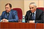 Владимир Ковалевский и Григорий Рапота. Открыть в новом окне [77 Kb]