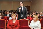 Встреча Григория Рапоты со слушателями МАГУ. Открыть в новом окне [75 Kb]