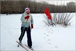 Соревнования по лыжному спорту. Открыть в новом окне [75 Kb]
