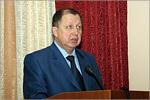 Владимир Ковалевский, ректор ОГУ. Открыть в новом окне [80 Kb]