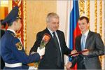Павел Самсонов и Дмитрий Муслимов. Открыть в новом окне [75Kb]