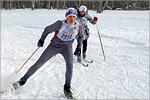 XXIXВсероссийская массовая лыжная гонка 'Лыжня России— 2011'. Открыть в новом окне [77 Kb]
