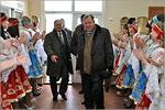 Открытие нового учебного корпуса Кумертауского филиала ОГУ. Открыть в новом окне [77Kb]
