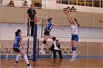 Соревнования студенток ОГУ по волейболу. Открыть в новом окне [76 Kb]