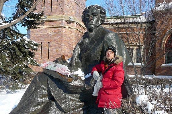 Японец Йохей Ямаучи в Оренбурге
