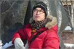 Йохей Ямаучи у памятника А.С. Пушкину. Открыть в новом окне [94 Kb]