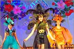 Выступление театра моды 'Кристалл'. Открыть в новом окне [96 Kb]
