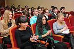Встреча слушателей МАГУ с Андреем Ефремовым. Открыть в новом окне [83Kb]