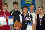 Спартакиада 'Университет-2011' по стритболу. Открыть в новом окне [77 Kb]