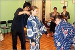 Встреча школьников с Рётаро Кобаяси. Открыть в новом окне [92 Kb]