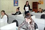 Второй этап университетской олимпиады по французскому языку. Открыть в новом окне [77 Kb]