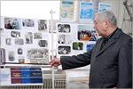 Александр Швечков, директор музея истории ОГУ. Открыть в новом окне [77 Kb]