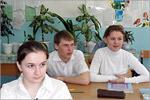 Встреча преподавателей кафедры РФМПФЯ с учащимися сёл Оренбургского района. Открыть в новом окне [77 Kb]