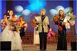 В центре— Татьяна Носова, проректор по социальной и воспитательной работе ОГУ. Открыть в новом окне [76Kb]