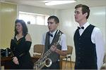 Джазовый инструментальный ансамбль. Открыть в новом окне [76 Kb]