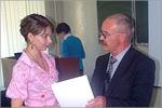 Справа— Анатолий Сердюк, директор АКИ. Открыть в новом окне [75 Kb]