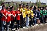 Открытие летнего спортивного сезона в ОГУ. Открыть в новом окне [72Kb]