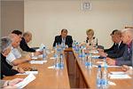 Заседание Совета ректоров вузов Оренбургской области. Открыть в новом окне [77 Kb]