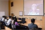 Видеоконференция библиотек. Открыть в новом окне [64 Kb]