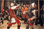 Соревнования по историческому фехтованию. Открыть в новом окне [78 Kb]