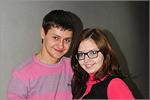 Константин Филиппов и Юлия Яременко. Открыть в новом окне [73 Kb]