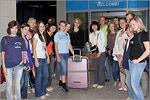 Встреча Томоко Исибаси в аэропорту. Открыть в новом окне [77 Kb]