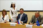 Подписание соглашения о сотрудничестве. Открыть в новом окне [79Kb]