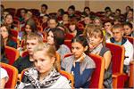 Собрание иностранных студентов. Открыть в новом окне [77 Kb]