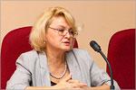 Татьяна Носова, проректор по социальной и воспитательной работе ОГУ. Открыть в новом окне [40 Kb]