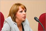 Светлана Корнеева, заведующий студенческой поликлиникой ОГУ. Открыть в новом окне [51 Kb]
