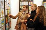 Выставка творческих работ 'ART&ШОК'. Открыть в новом окне [78 Kb]
