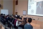 Заседание лектория для одаренных учащихся. Открыть в новом окне [79 Kb]