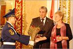 В центре— Сергей Грачев, первый вице-губернатор Оренбуржья. Открыть в новом окне [79 Kb]
