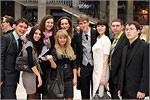 Наталья Зинюхина с выпускниками и слушателями МАГУ. Открыть в новом окне [78 Kb]