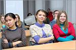 Встреча Гарри Бардина со студентами ОГУ. Открыть в новом окне [75 Kb]