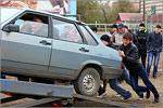 Cпортивный праздник, посвященный Дню работников автомобильного транспорта. Открыть в новом окне [78 Kb]