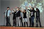 Посвящение в студенты на ФЭУ. Открыть в новом окне [74 Kb]